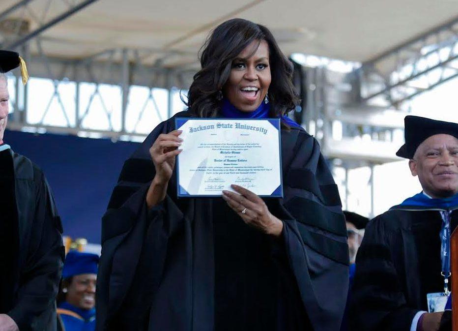 Michelle obama phd dissertation