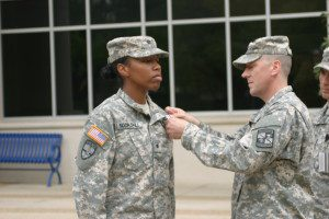 CDT McCaskill Reserve Officers Assoc Award