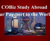 COB Travels Abroad to Shanghai, China
