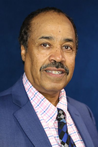 Dr. Girmay Berhie - Dean of the College of Health Sciences