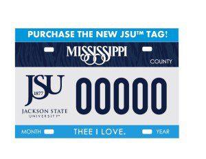 New JSU™ Tag