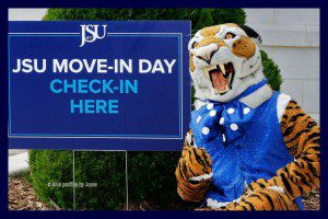 JSU Move in Day