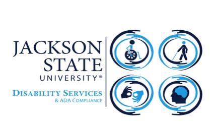 JSU Disability Services Logo