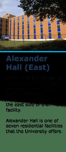 Construction Update - Alexander Hall