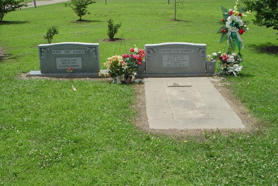 Fannie Lou  Hamer Gravesite