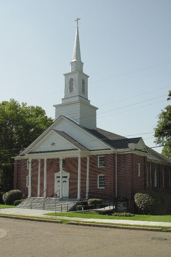 Pratt Memorial United Methodist Church Parsonage