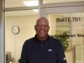 Mr. Willie Richardson promotes the Jackson Heart Study.