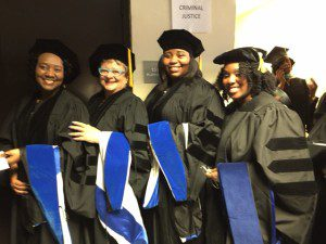 Ph.D. Graduates Spring 2016