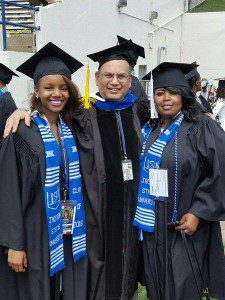 Urban Studies Grads 2016