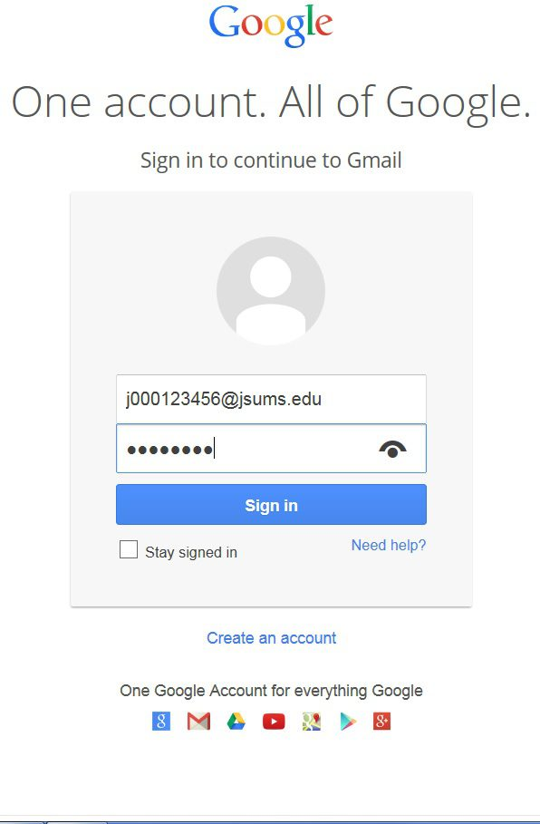 Jackson State University Email Support Access Your E Mail Account