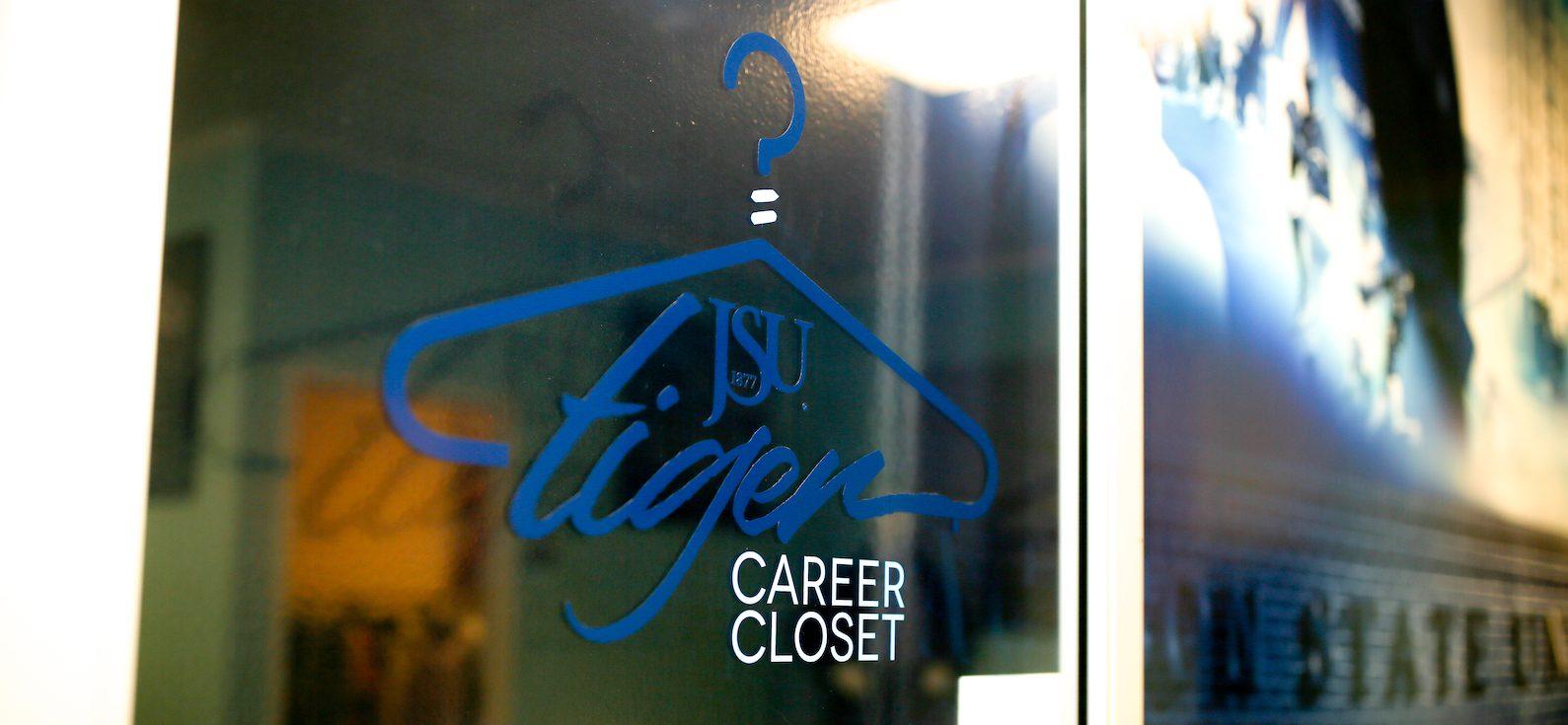 Tiger Career Closet