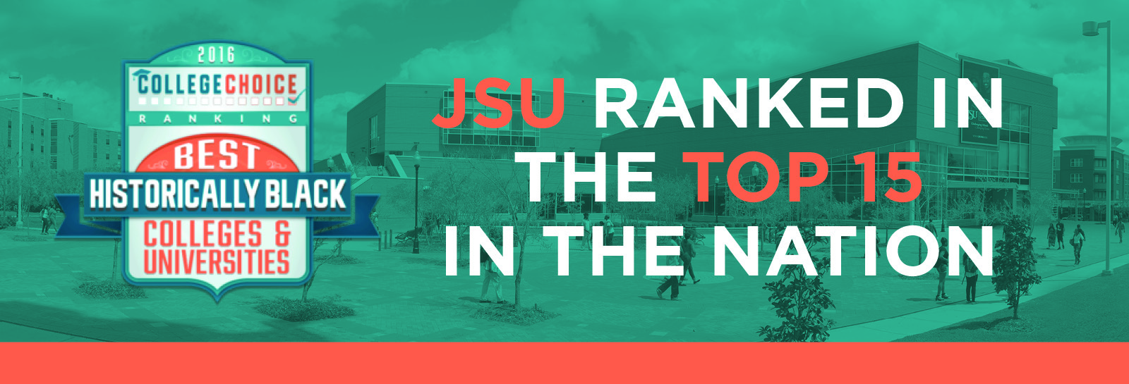 JSU ranked in top 15 slider